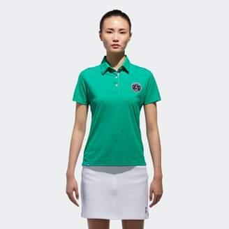 adidas (アディダス) - adicross マウンテンモノグラム S/Sシャツ 【ゴルフ】