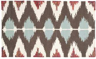 Safavieh Dhurries Southwest Handwoven Flatweave Wool Rug