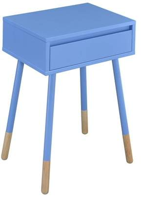 Furniture of America Dacia Contemporary Side Table, Multiple Colors