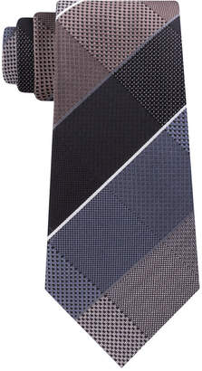 Kenneth Cole Reaction Men Ted Grid Slim Tie