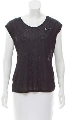 Nike Dri-Fit Sleeveless Top