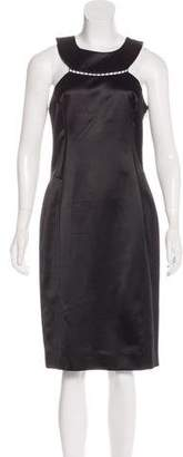 Givenchy Silk Sheath Dress