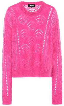 Rochas Mohair and wool-blend sweater