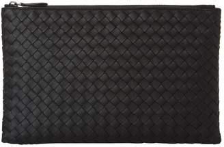 Bottega Veneta Medium Leather Intrecciato Document Case
