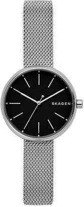 Skagen Women's SKW2596 Signatur Steel-Mesh Watch