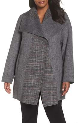 Tahari Nicky Oversize Coat