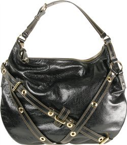 Luella Large Giselle Leather Hobo