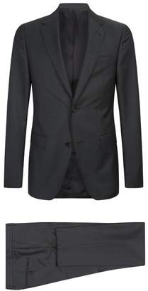 Zegna Wool-Mohair Two-Piece Suit