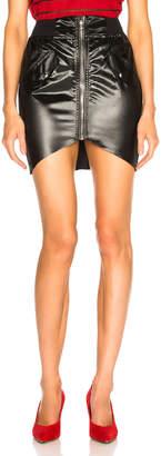 RtA Isla Skirt in Blackout | FWRD
