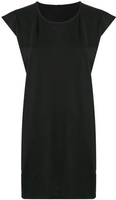 Rick Owens sleeveless oversized T-shirt