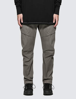 Guerrilla Group Garment Washed Cargo Pants