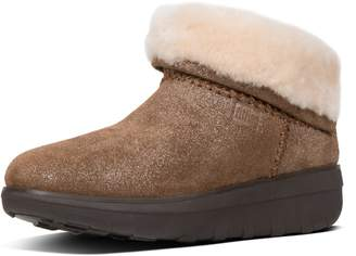 d61790205f98 FitFlop Brown Suede Women s Boots - ShopStyle