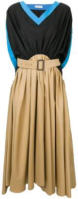 J.W.Anderson a-line belted dress