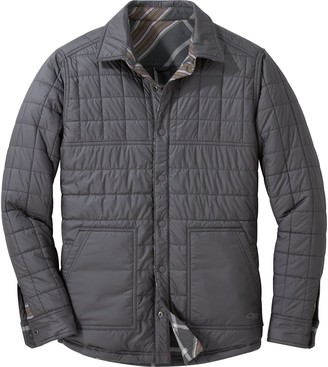 Outdoor Research Kalaloch Reversible Shirt Jacket - Men's