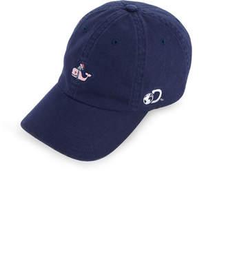 Vineyard Vines Shark Week Santa Whale Decoy Baseball Hat