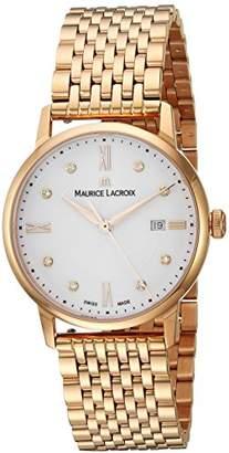 Maurice Lacroix Women's Eliros Swiss-Quartz Watch with Strap