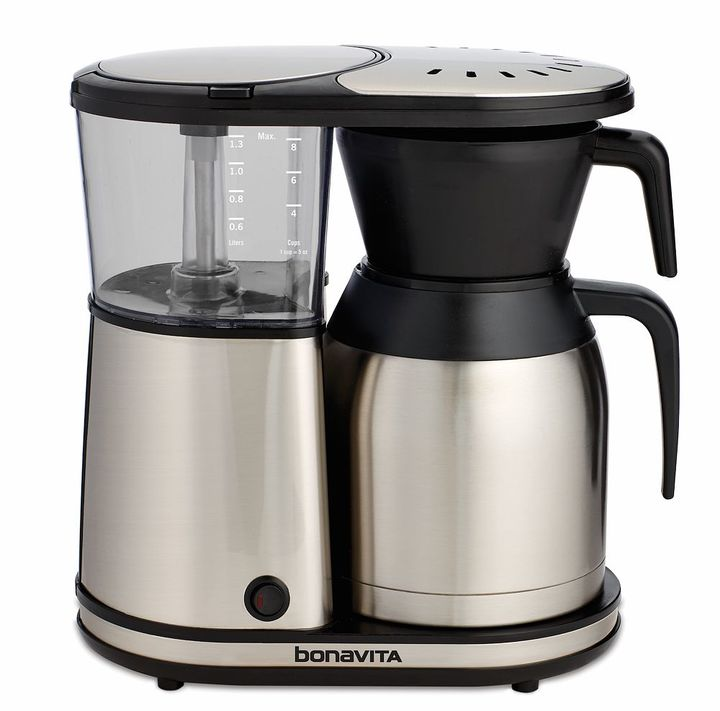 Bonavita 8-Cup Coffee Maker with Double-Wall Thermal Carafe