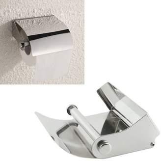 Mosunx 2014 Bathroom Accessories Stainless Steel Toliet Tissue Roll Paper Holder Box