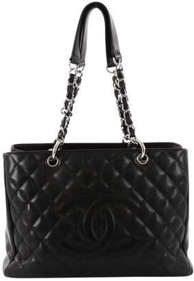 Chanel Grand shopping leather crossbody bag