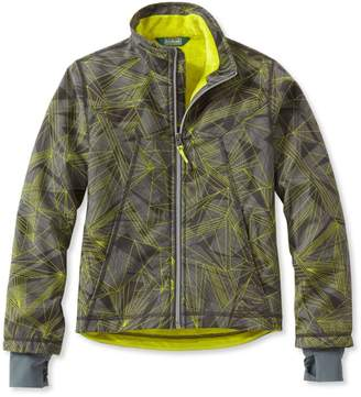 L.L. Bean L.L.Bean Boys' Wonderfleece Soft-Shell Jacket, Print