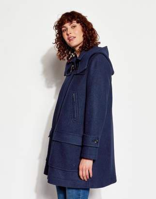 Joules Clothing Woolsdale Double Faced Duffle Coat Lined