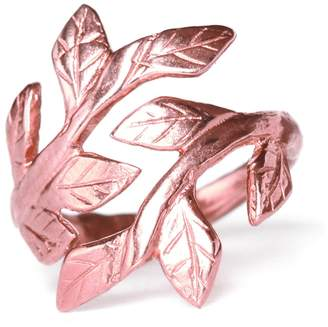 Chupi - Wrap Your Laurels Around Me Ring In Rose Gold