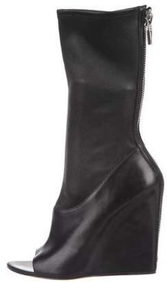 Alexander Wang Camilla Wedged Boots