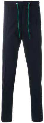 Kenzo drawstring tailored trousers