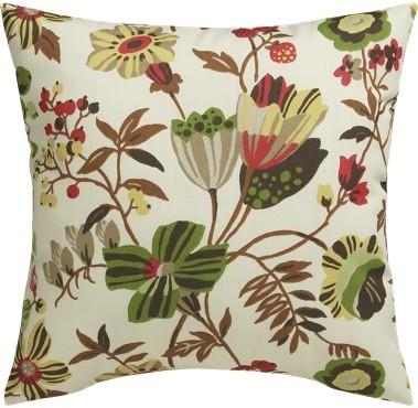 Arbor Flora Pillow