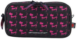 Artisan & Artist (アルティザン アンド アーティスト) - [アルティザン・アンド・アーティスト] ジュリエッタ スリムスペシャリストポーチ(GLT2-600BLK*)
