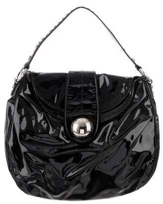 Dolce & Gabbana Patent Leather Hobo