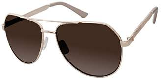 Rocawear Women's R704 Rgdnd Aviator Sunglasses