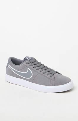 Nike Sb Blazer Vapor Grey & White Shoes
