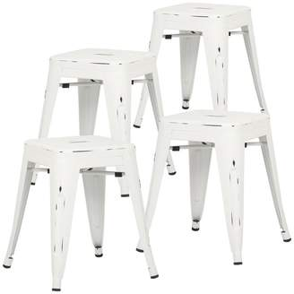 Admirable White Distressed Furniture Shopstyle Gmtry Best Dining Table And Chair Ideas Images Gmtryco
