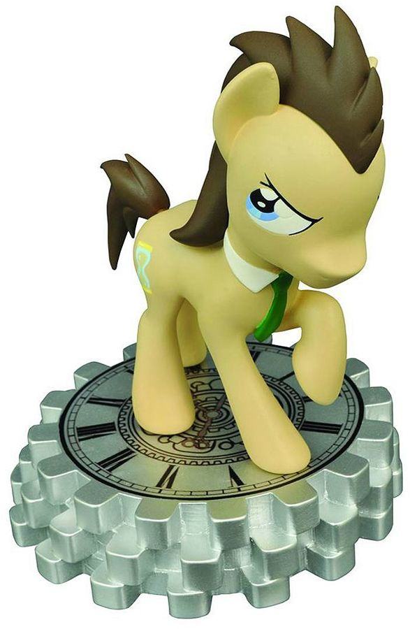 Diamond select toys My Little Pony Dr. Whooves Vinyl Bank by Diamond Select Toys