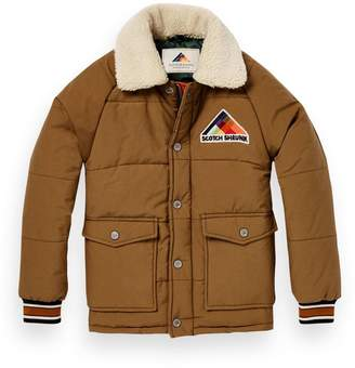 Scotch & Soda Padded Jacket