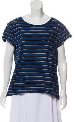 Current/Elliott Striped Tee Shirt