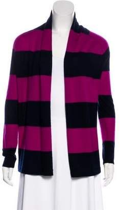 Theory Stripe Knit Cardigan