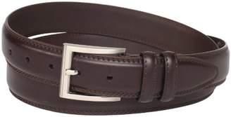 Florsheim Men's Big-Tall Smooth Leather Belt 32MM
