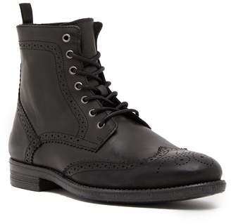 Robert Wayne Jacques Wingtip Leather Boot