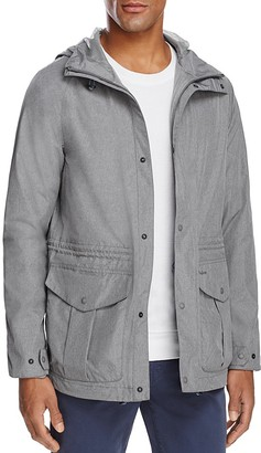 Barbour Mull Hooded Jacket $399 thestylecure.com
