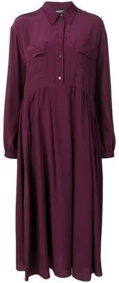 Rochas mid-length shirt dress