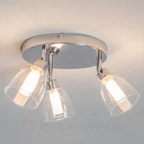 Badezimmer-Deckenlampe Domenico