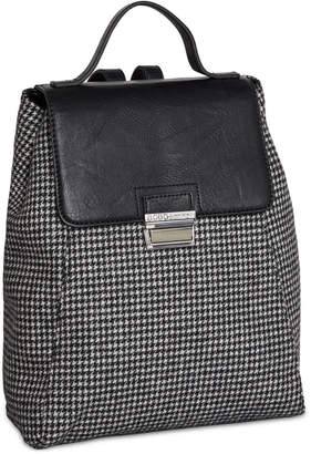 BCBGeneration Houndstooth Backpack