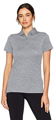 Charles River Apparel Women's Space Dye Moisture Wicking Performance Polo