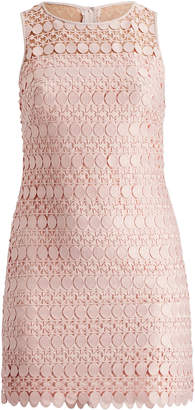Ralph Lauren Geometric Lace Dress