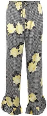 Ganni Calla silk pants