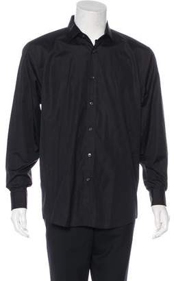 Ralph Lauren Black Label Woven Button-Up Shirt