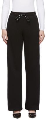 Fendi Black Roma Lounge Pants