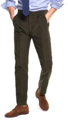 Todd Snyder Made in the USA Sutton Corduroy Suit Trouser in Olive